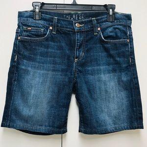 Joe's the best friend women's blue shorts size 27